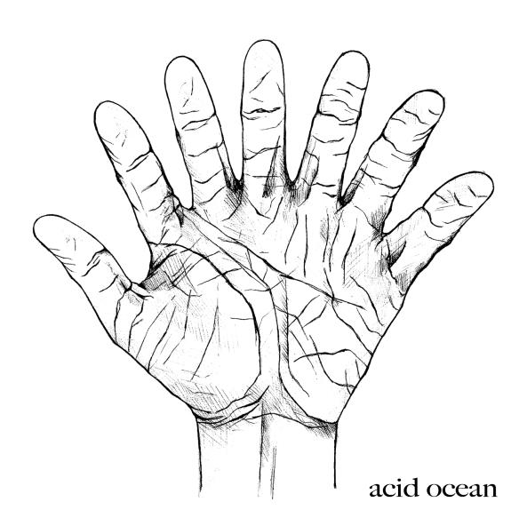 Acid Ocean 1 - Front