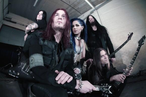 Arch Enemy 2014