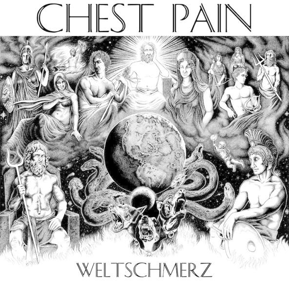 chest pain - weltschmerz