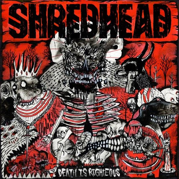 Shredhead-Death-Is-Righteous-album-cover