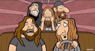 Resultado de imagem para obituary band caricature